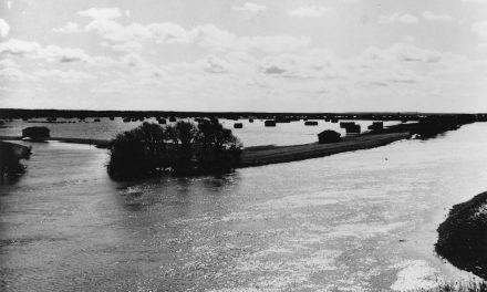 Tulvasota: Uusia ajatuksia tulvasuojeluun 1954
