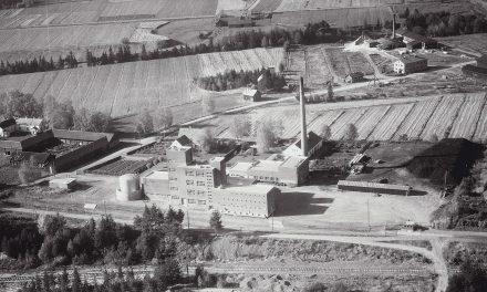 Koskenkorvan viinatehtaan synty 1941