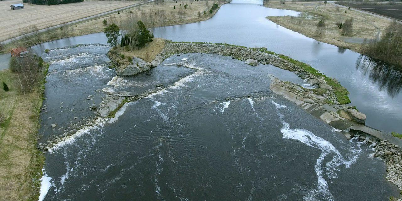 Tulvasota päättyy 2003 Malkakosken rauhaan