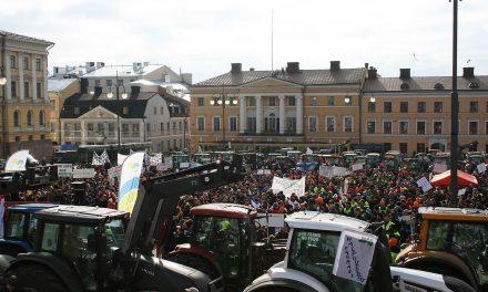 Traktorimarssi 11.3.2016