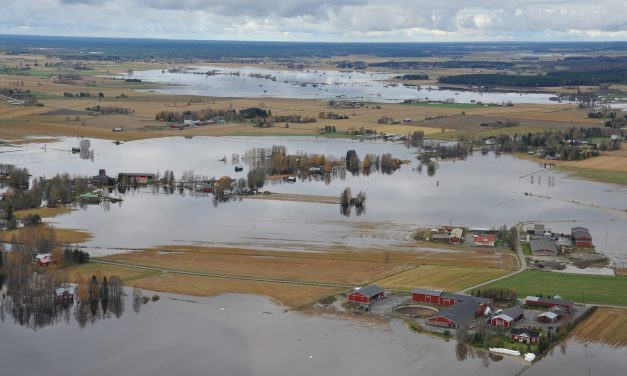 Tulvasota: Vuosisadan paisunta 2013