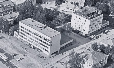 Sadan vuoden toimitalot: Lakeudentorni Seinäjoella 1960−86