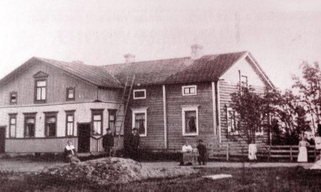 Sadan vuoden toimitalot: 1920-1930