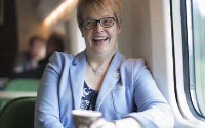 Johanna Kankaanpää vie toiselle vuosisadalle