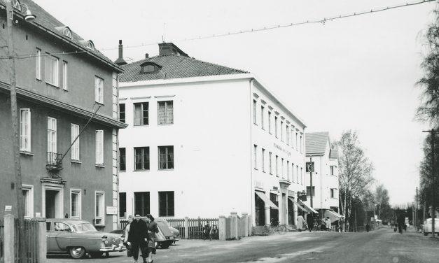 Sadan vuoden toimitalot: Maatalousseuran taloon 1930